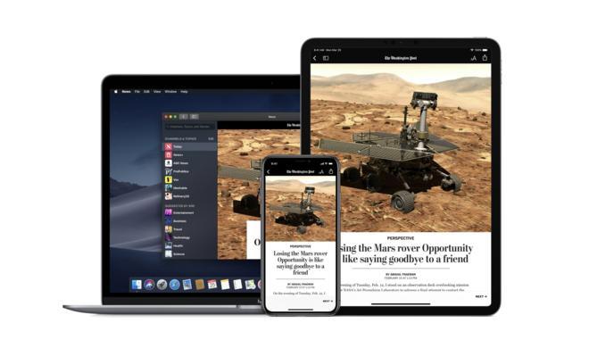 Apple News+: Fast eine Viertelmillion Abonnenten innerhalb von 48 Stunden