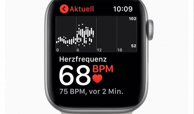 Blutzucker zu niedrig? Die Apple Watch der Zukunft merkt's