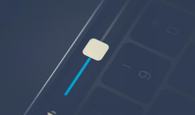 Trick 17: Das Dock in der Touch Bar des MacBook Pro