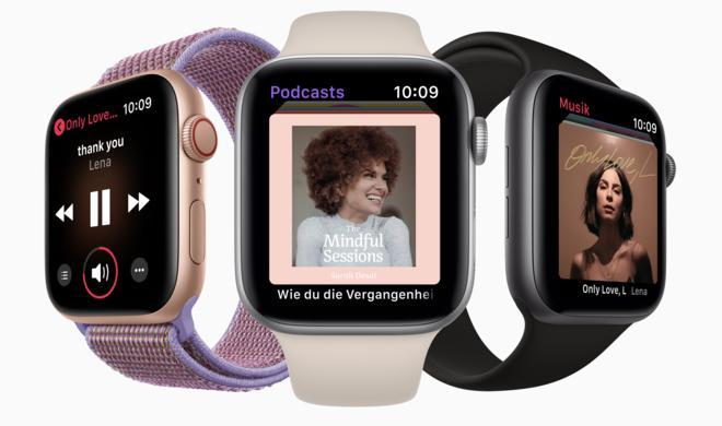 Apple Watch: Herausforderung zum Earth Day angekündigt + neues Video bewirbt Armbänder