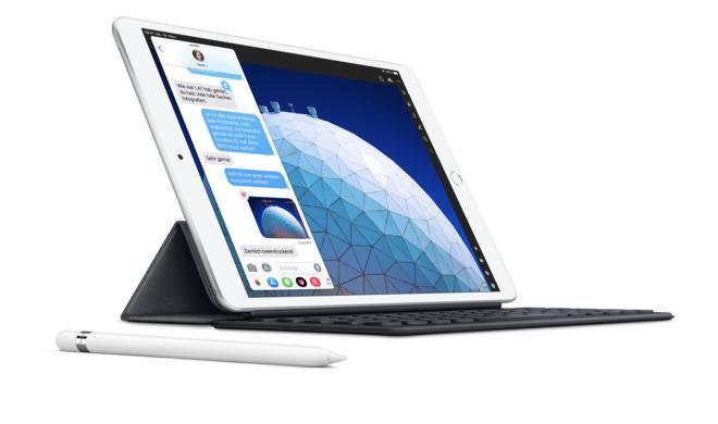 Das neue iPad Air und iPad mini laden schneller