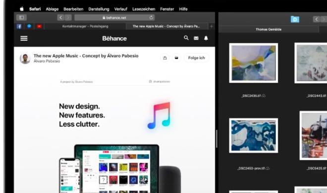 So könnten macOS und iOS verschmelzen