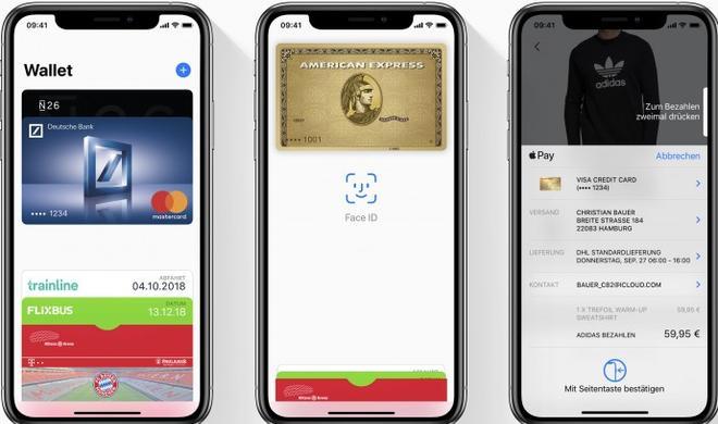 Apple Pay: Apple fängt sich Klage wegen Patentverletzung ein