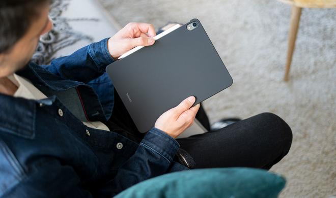 Artwizz Rubber Clip iPad ausprobiert: Schutz und Grip für das iPad Pro 2018