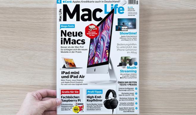 Die neue Mac Life ist da – Neue iMacs und iPads