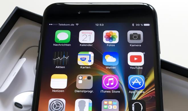 Die Geheimcodes des iPhone