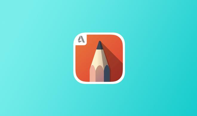 Autodesk SketchBook unterstützt ab sofort den Apple Pencil 2