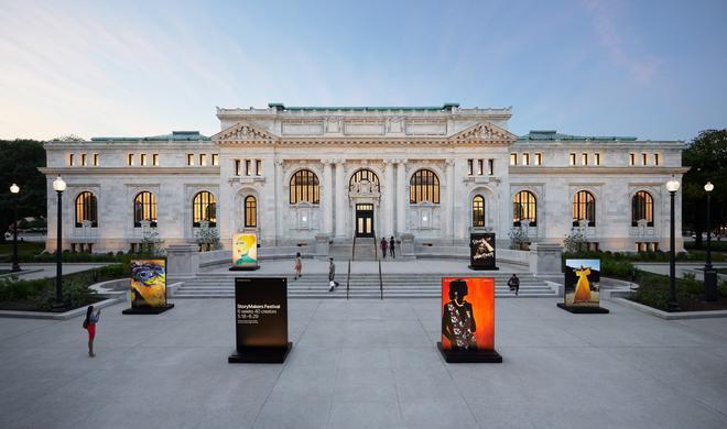 Apple Carnegie Library: So sieht der neue Vorzeige-Store aus