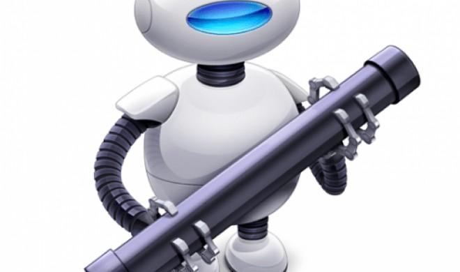 Killt Apple Automator?