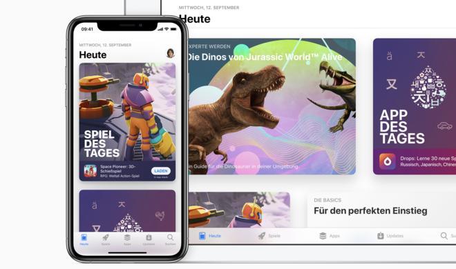 Bald können Sie mit Apple Pay auch im App Store und bei iTunes zahlen