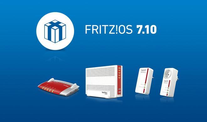 FRITZ!OS 7.10 steht für FRITZ!Box 6490, 6590 sowie FRITZ!Powerline 546E und 540E bereit