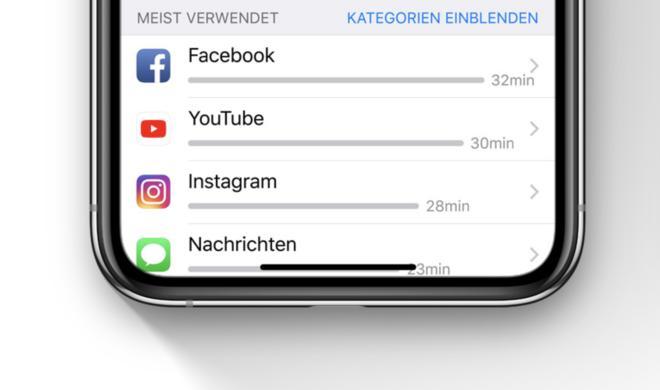 Bildschirmzeit Part 2: So planen Sie Auszeiten von Social-Media-Apps und mehr