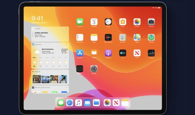 iPadOS: Das iPad erhält ein eigenes Betriebssystem