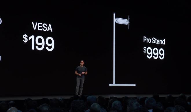 Monitor ohne Ständer: Apple übertreibt es beim Mac Pro