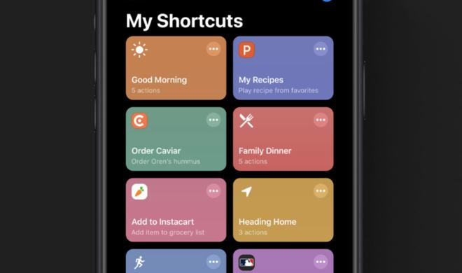 iOS 13: So macht Apple die Kurzbefehle persönlicher - Integration von Wecker, WLAN und NFC Tags