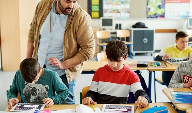 Apple unterstützt Flüchtlingskinder mit iPads: Erste schulische Erfolge sichtbar