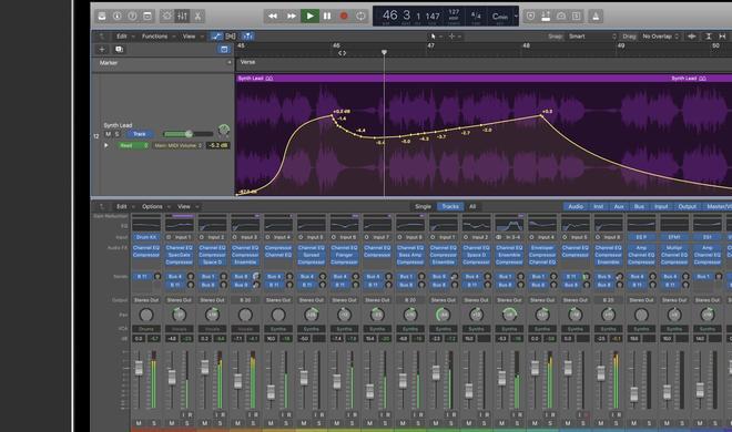 Logic Pro X  erhält Update für den teuren Mac Pro