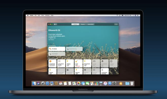 Home-App am Mac: So entfernen Sie Geräte, Räume und Szenen