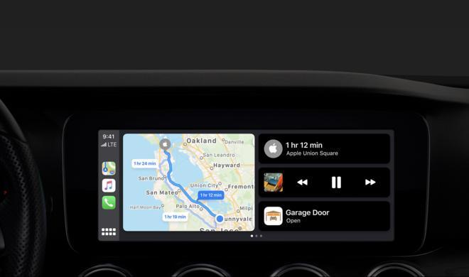 Vorschau: So gut sieht CarPlay unter iOS 13 aus