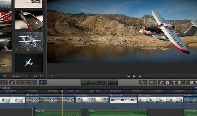 Chrome soll Final Cut Pro X ausbremsen