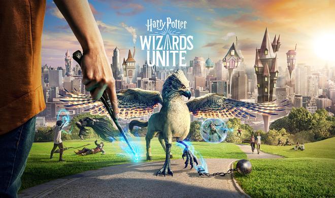"""AR-Spiel """"Harry Potter: Wizards Unite"""" auch in Deutschland verfügbar"""
