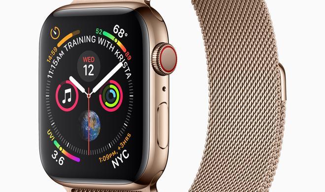 Trick 17: Schnellzugriff auf Nachrichten- und Kontrollzentrum auf der Apple Watch