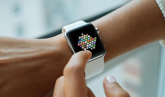 Spaß mit der Apple Watch