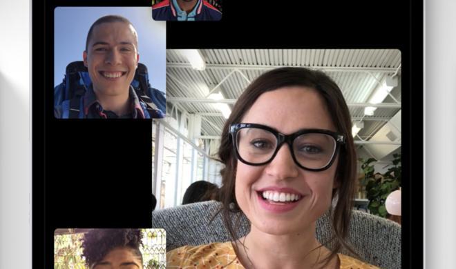 FaceTime: Apple sorgt via ARKit für Augenkontakt