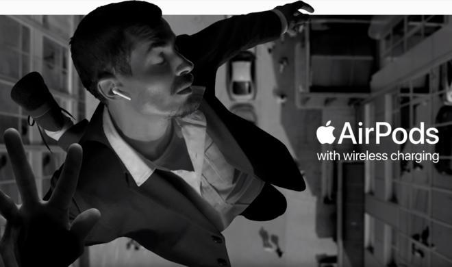 HomePod-Nutzer verärgert wegen neuer AirPods-Werbung