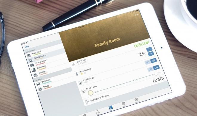 Eve plant Reichweiten-Verlängerer für HomeKit-Bluetooth-Geräte