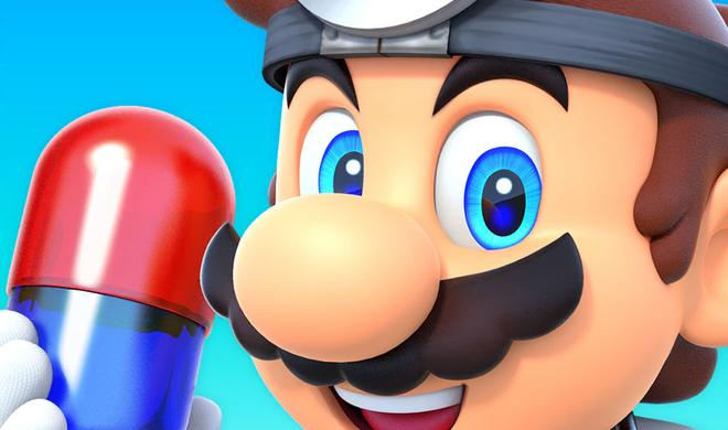 Nintendos Klempner streift den Kittel über: Dr. Mario für iPhone und iPad ist da