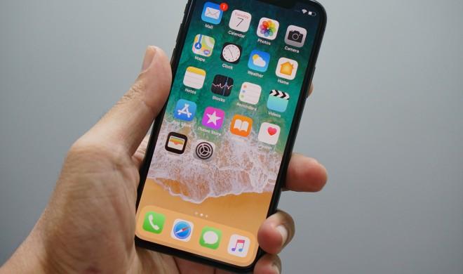 Trick 17: Einhändig tippen am iPhone leichtgemacht