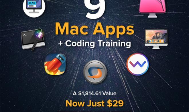 Jetzt zuschlagen: Neues Mac-Bundle mit VPN, Waltr, Dropshare, CleanMyMac X und mehr