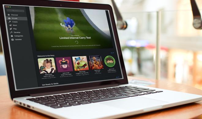 Soviel soll Apple Arcade im Monat kosten