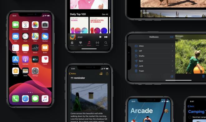 Wann steht iOS 13 zum Download bereit? Das sollten Sie beachten