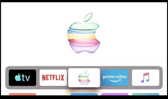 iPhone-11-Keynote: Apple aktualisiert Event-App auf Apple TV