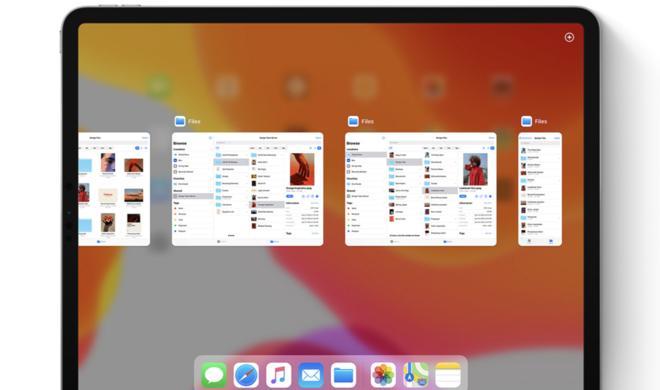 iPadOS 13: So öffnen Sie mehrere Fenster einer App am iPad