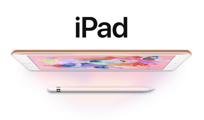 10,2 Zoll iPad : Kündigt Apple heute ein neues Einsteigertablet an?