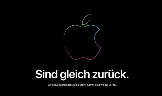 Apple Store ist offline: Vorbereitungen für iPhone 11 laufen