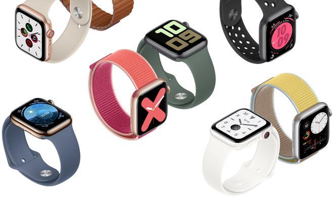 Apple Watch Series 5 ist da: Infos, Daten und Fakten