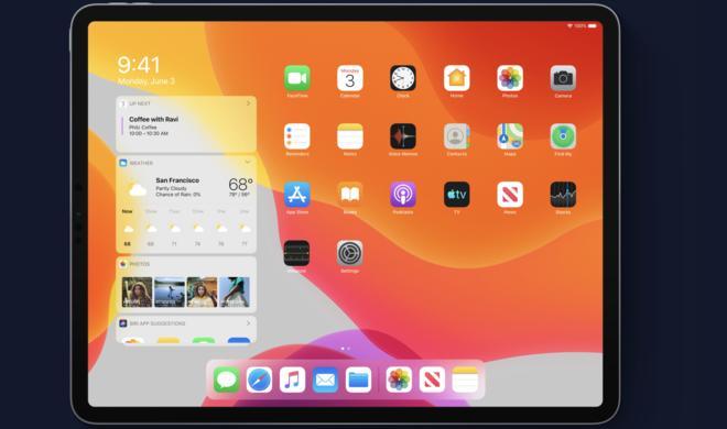 iPadOS 13 erscheint am 30.9.: Alles, was Sie jetzt zum neuen System wissen müssen