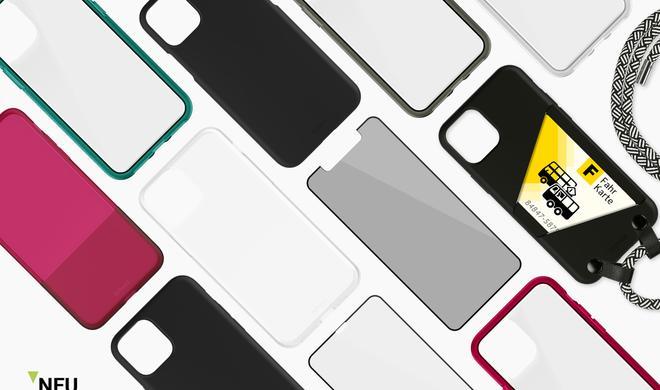 Nur kurze Zeit: Satte 25% Rabatt auf iPhone-11-(Pro)-Hüllen und Displayschutz von Artwizz