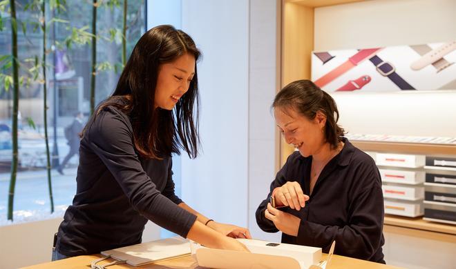 Apple Watch Studio: Zu 75 Prozent Neukunden