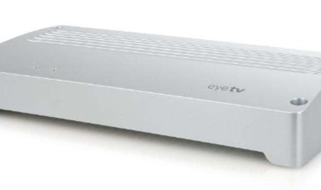 EyeTV Netstream streamt Live-Fernsehen auf das Apple TV