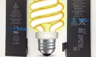 Erste Bilder des neuen iPhone-Akkus könnten auf LTE deuten