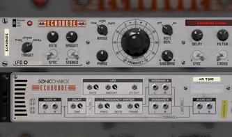 Sonic Charge Echobode - Reason Rack Extension