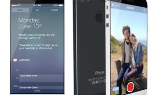 So könnte das neue iPhone 6 aussehen