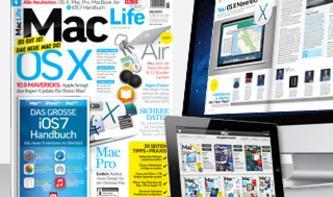 MacBook Air im Test, OS X Mavericks, Extra-Booklet zu iOS 7 und vieles mehr