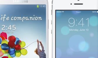 iPhone 5 zum Marktstart doppelt so schnell wie Samsungs Galaxy S4 verkauft