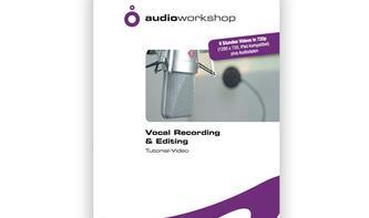 Vocal Recording & Editing - DVD-Kurs